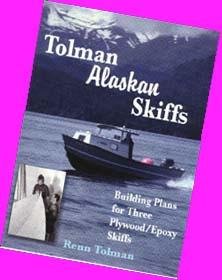 Tolman Skiffs Boat Plans In Book Form